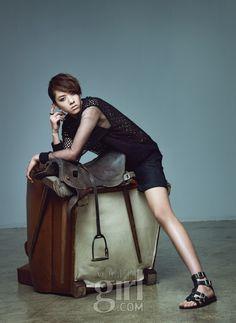 jung shin - Vogue Girl Magazine July Issue '10