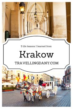Travelling Dany | Travel Guide | Europe Guide | Travel Tips | Krakow Guide | City Travel Tips | Europe travel