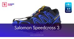 Salomon Speedcross 3 Review Salomon Speedcross 3, Runners Shoes, Running Shoe Reviews, Trail Running Shoes, Perfect Match, Take That, Sneakers, Style, Tennis