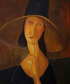 Image result for modigliani paintings of women with long necks