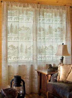 38 Best Lace curtains images | Lace curtains, Curtains, Lace