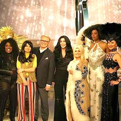 Bob Mackie, Cher, Dresses With Sleeves, Queen, Long Sleeve, Fashion, Moda, Sleeve Dresses, Long Dress Patterns