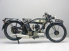 BSA 1927 S27 500 cc 1 cyl sv