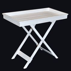 Wooden Retail Display Table