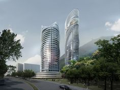 'Arte s' Residential Tower Proposal (1)