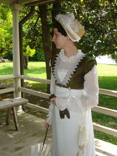 Another amazing regency outfit