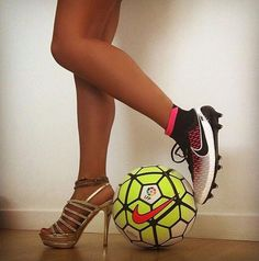 Soccer shoes, girls soccer cleats, basketball couples, basketball photos, f Sport Basketball, Basketball Photos, Soccer Pictures, Play Soccer, Soccer Players, Soccer Ball, Basketball Couples, Girls Soccer Cleats, Soccer Party