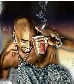 Photography Fasion Swag Music World Fasion - Qoster Arte Hip Hop, Hip Hop Art, Black Artwork, Cool Artwork, Swag Music, Tupac Art, Best Rapper Ever, Tupac Wallpaper, Tupac Makaveli