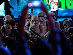 Star Wars es la ganadora en los Kids Choice Awards   El Puntero