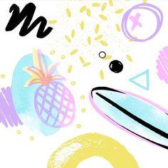 How rad is @neverlandstudio for designing my new logo & pastel banner graphics!  Neverland Studio Graphic Design