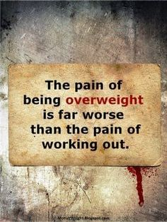 """There is a way to avoid either pain... """"Simple solution to Wt Problem."""""""