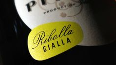 This Christmas we celebrate with the new Ribolla Gialla Spumante Brut. Cheers!