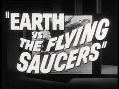 Earth vs. the Flying Saucers (1956) - Ray Harryhausen - Trailer