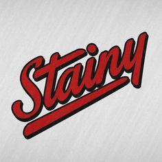 Stainy Font | dafont.com Curious George like font