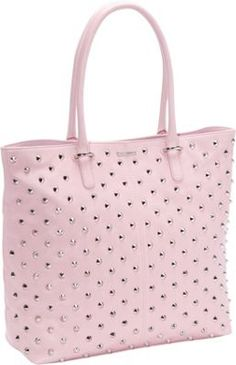 Rebecca Minkoff Lovers Tote Petal Pink - via eBags.com! #PickPink
