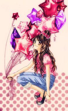 Tsubaki Hibino // Kyou koi wo hajimemasu - Hoy comienza nuestro amor Manga Girl, Manga Anime, Anime Girls, Character Concept, Concept Art, Kyou Koi Wo Hajimemasu, Manga Cute, Manga Artist, Image Manga