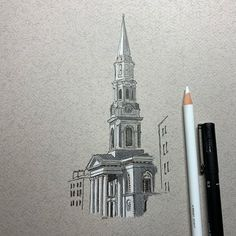 A quick simple study of a lesser known Dublin church.