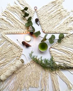TWOME: a creative journey. Isabella is a designer, maker keen to share her knowledge. Attend one of Isabella's popular macrame & naturald dyeing workshops to learn a new skill. Tea Candles, Learn A New Skill, Macrame Projects, Boho Diy, Decoration, Workshop, Blog, Free, Creative