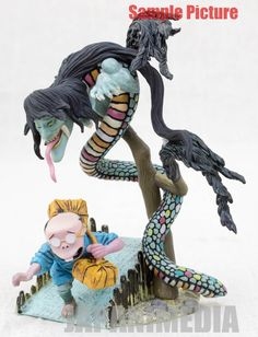 Gegege no Kitaro Diorama Vignette Figure Yokkaichi Ver. Youkai JAPAN ANIME
