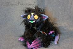 Gnurr Wormcruncher the Gnork - patiently waiting by BeastVoodoo.deviantart.com on @deviantART