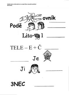Vlastivěda | Detail | Pomoc učitelům Teaching Tips, Guided Reading, Language, Teacher, Education, Learning, School, Tips, Literatura