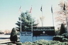 Griffiss Air Force Base, Rome, NY (closed in now home to Griffiss Business Technology Park) Air Force Blue, Aim High, Upstate New York, Business Technology, I Love Ny, School Daze, Air Show, Ancestry, Open House