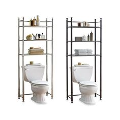 Picture Gallery For Website Buy Real Simple No Tool Space Saver from at Bed Bath u Beyond This bathroom storage system maximizes wasted space increasing your ability to organize
