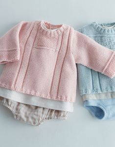 Discover thousands of images about united jacket wool layette model - Models Free Baby - Phildar Knitting For Kids, Baby Knitting Patterns, Baby Patterns, Baby Pullover, Baby Cardigan, How To Purl Knit, Baby Sweaters, Crochet Baby, Points