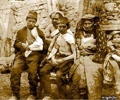 1912 Balkan Harbi'ninde eziyet gören Türkler