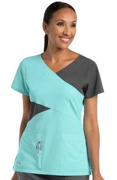 Grey's Anatomy By Barco Filipina Medica Dental Scrubs, Medical Scrubs, Scrubs Outfit, Scrubs Uniform, Grey's Anatomy, Filipino, Office Uniform, Lab Coats, Medical Uniforms