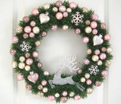 Weihnachtskranz Türkranz Weihnachten Adventskranz