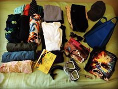 If you think packing for a trip is a chore, this is for you: A list of essentials - the things you must pack Packing, Fun, Bag Packaging, Fin Fun, Funny, Hilarious