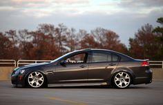 Pontiac G8 with X5 BMW wheels