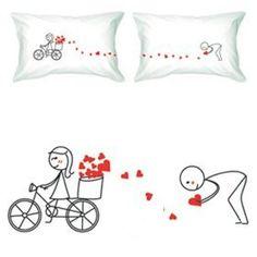 bici corazones