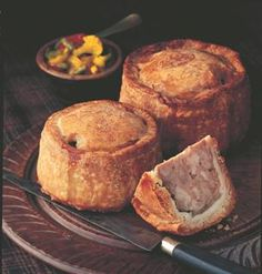 British Pork Pies. Oh I so remember these as I was growing up,popping into Sainsburys and Mum buying a slice for tea.