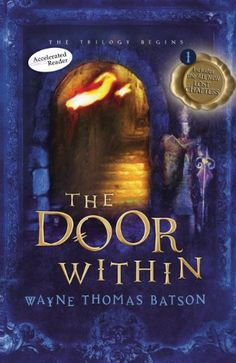 The Door Within: The Door Within Trilogy - Book One by Wayne Thomas Batson http://www.amazon.com/dp/B007V96PQQ/ref=cm_sw_r_pi_dp_tYMOvb0X1ZRDS