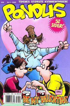Cover for Pondus (Schibsted, 2004 series) #2/2005
