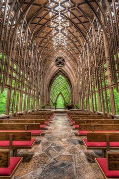 Glass Chapel, Eureka Springs Arkansas