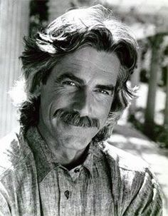 Samuel Pack Sam Elliott (born August is an American actor. His rangy physique, thick horseshoe moustache, deep, resonant voice, and Western drawl lend to frequent casting as cowboys and ranchers. Sam Elliott, Katharine Ross, Actrices Hollywood, Moustaches, Good Looking Men, Famous Faces, Gorgeous Men, Make Me Smile, Movie Stars