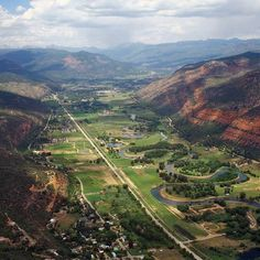 The Animas Valley - Durango, Colorado. (Photo: Greentheory)