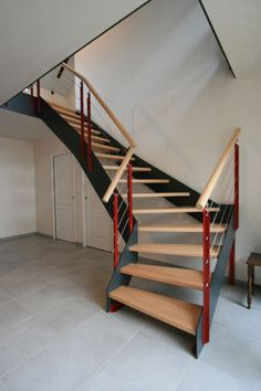 escaliers m tal on pinterest projects stairs and paris. Black Bedroom Furniture Sets. Home Design Ideas