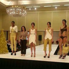 Mi colección de graduación de Centro Moda, Escuela de diseño de Lisa Thon