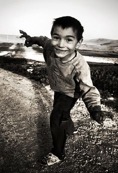 They have such an amazing history and are typically the most discriminated in their countries. You often find the smiling and laughing despite their plight. The Roma people have stolen my heart!