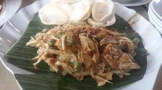 Karedok ~ Indonesian salad