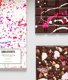 Pollock / food design - design culinaire