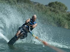 I learned life lessons from waterskiing about goals, blocks and resistance. What is stopping you from achieving your goals and overcoming resistance. Great Places, Life Lessons, Skiing, Healthy Aging, Boat, Learning, Water, Internet, Wellness