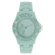 Women's Xhilaration® Round Bracelet Watch - Mint