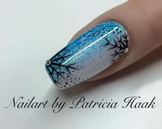 Winter Nail Snowflake Related posts: Winter nails with snowflake; red and white Christmas nails; sweet and unique Chr 23 Latest Winter-inspired Nail Art Ideas: # … Autumn Nails, Winter Nail Art, Winter Nails, Christmas Nail Designs, Christmas Nail Art, Christmas Ideas, Xmas Nails, Holiday Nails, Cute Nails