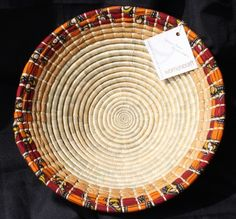 "Fruit Bowl ""Pete"" by WomenCraft Social Enterprise 