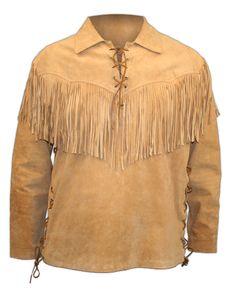 Frontier Buckskin Shirt